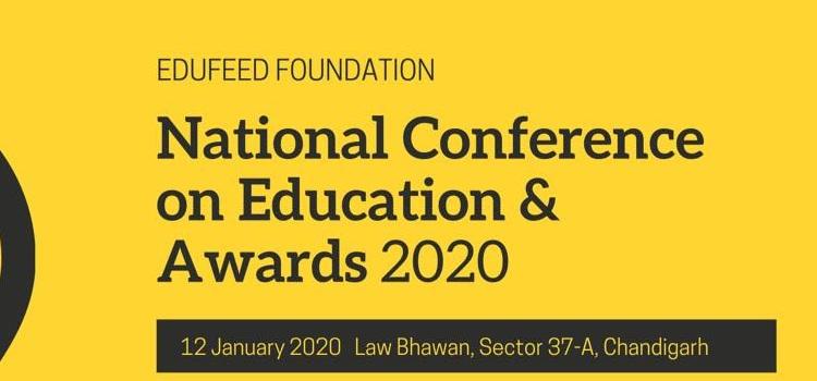 National Conference & Awards 2020 at Law Bhawan
