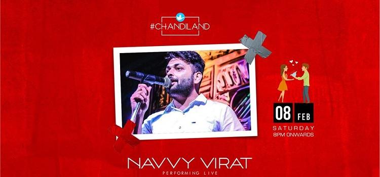 Navvy Virat Performing Live At Chandiland