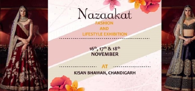 Nazaakat Fashion & Lifestyle Exhibition by Kisan Bhawan