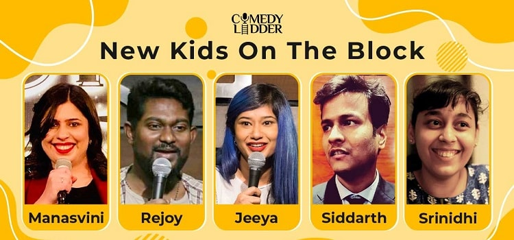 New Kids On The Block -Comedy Event