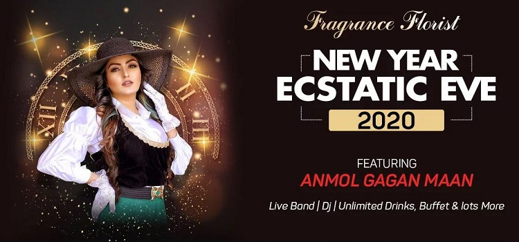 New Year Ecstatic 2020 At Kalagram Chandigarh
