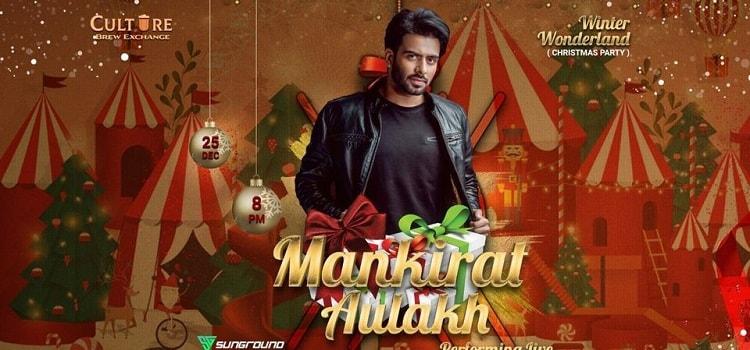 Mankirat Aulakh Live At Culture Chandigarh