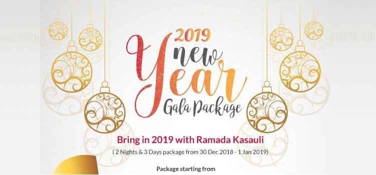Bring In The New Year With Ramada Kasauli