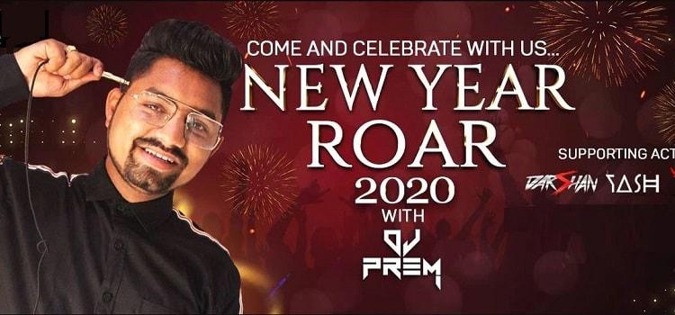 New Year Roar 2020 In Ahmedabad