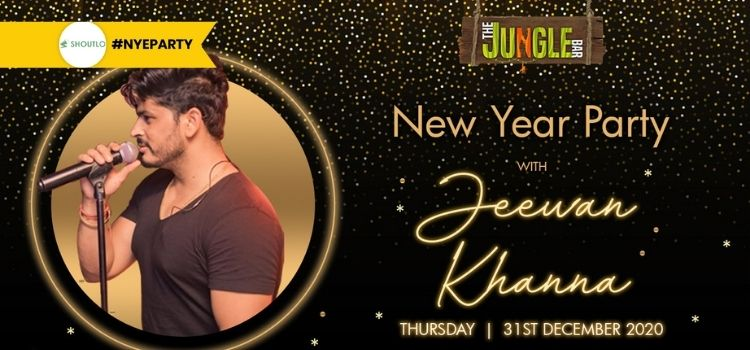 New Year's Eve At The Jungle Bar Kalagram