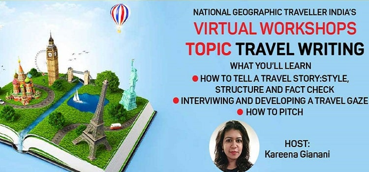 Travel Writing Master Class With Kareena Gianani