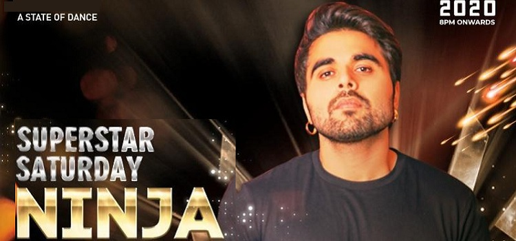 Ninja Live At A State Of Dance In Chandigarh
