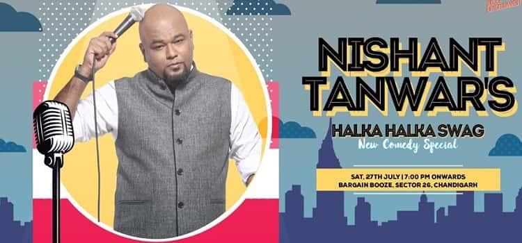 Nishant Tanwar Live at Bargain Booze