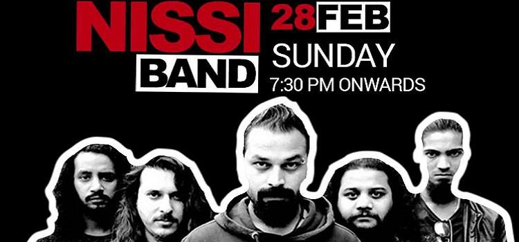 Nissi Band Live At Warehouse Cafe Mohali