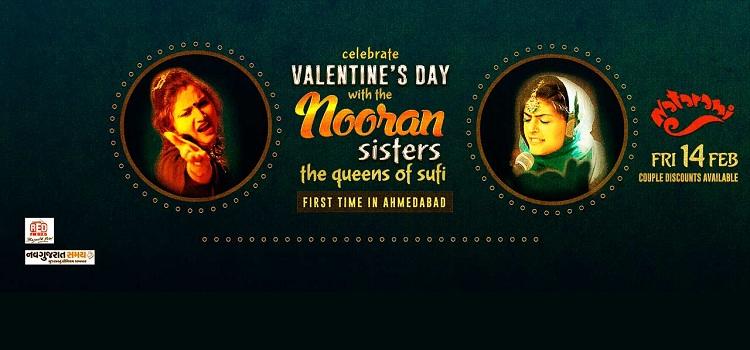 Nooran Sisters Live Concert At Natarani Ahmedabad