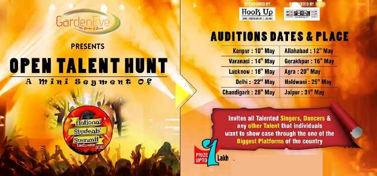 NSS 2K18 | Open Talent Hunt - Chandigarh Audition
