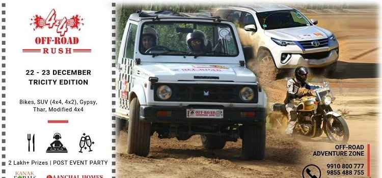 Off-Road Rush Chapter 3 Is Back In Chandigarh!!