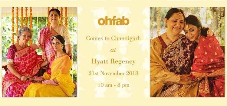 Ohfab Comes To Chandigarh At Hyatt Regency