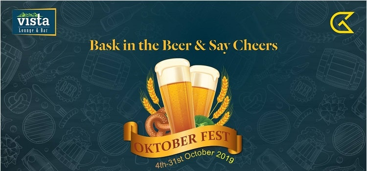Oktober Fest At Golden Tulip Chandigarh by The Golden Tulip