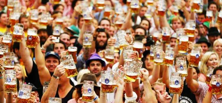 Beer, Food, Music And More - Live  Up Germany's Oktoberfest in Gurgaon!