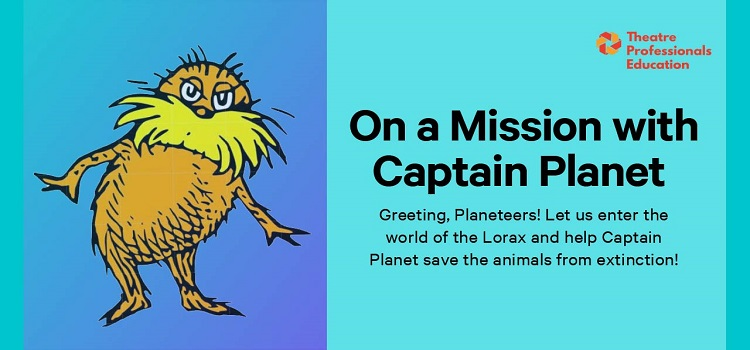 Save The Enviornment Mission with Captain Planet