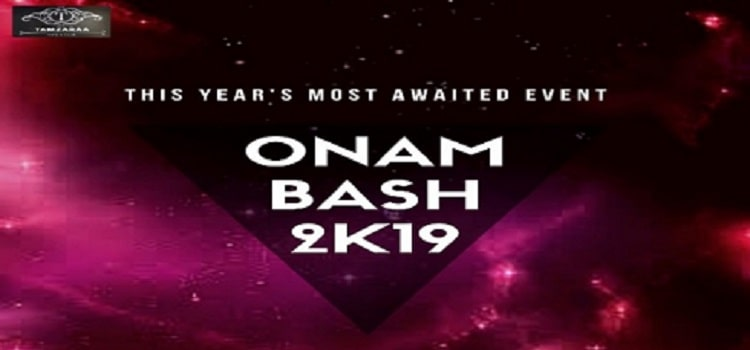 Onam Festival Bash 2019 In Chandigarh