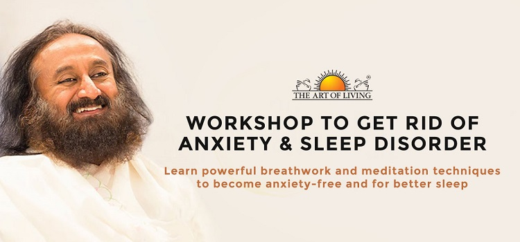 Online Anxiety & Sleep Disorder Workshop