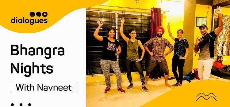 Online Bhangra Nights With Bhangra Zest by Online Events