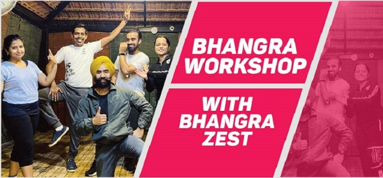 Online Bhangra Workshop