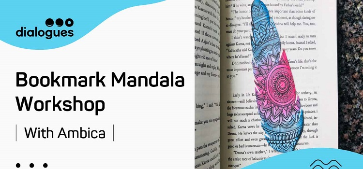 Online Bookmark Mandala Workshop