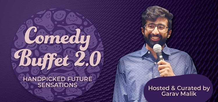 Online Comedy Buffet 2.0 By Garv Malik by Online Events