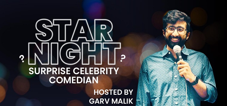 Online Comedy By Garv Malik by Online Events