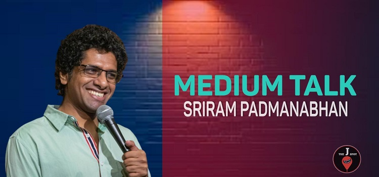 Online Comedy by Sriraam Padmanabhan by Online Events