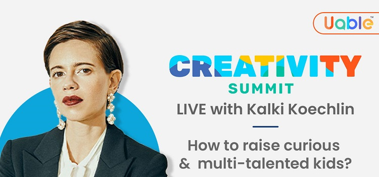 Online Creativity Summit With Kalki Koechlin