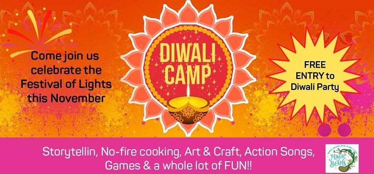 Online Diwali Camp By Magic Beans