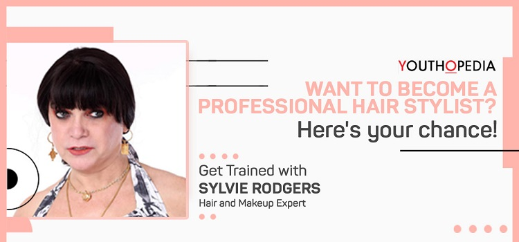 Online Hair & Makeup Class by Sylvie Rodgers