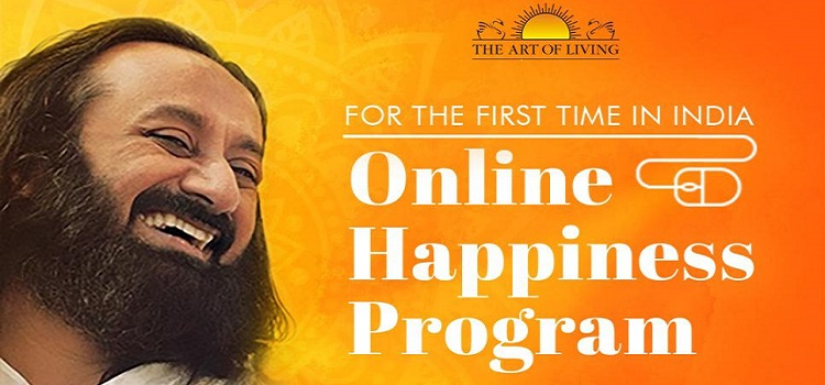 Online Happiness Program - The Art Of Living