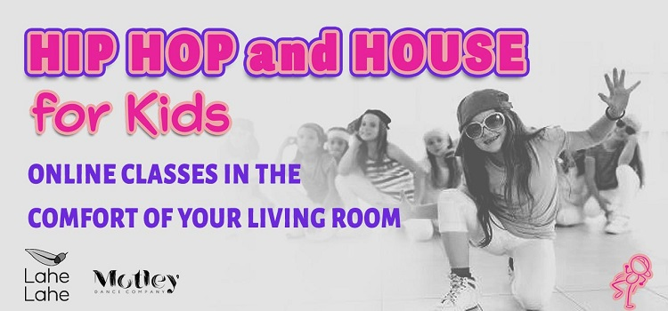 Online Hip Hop And House Dancing For Kids