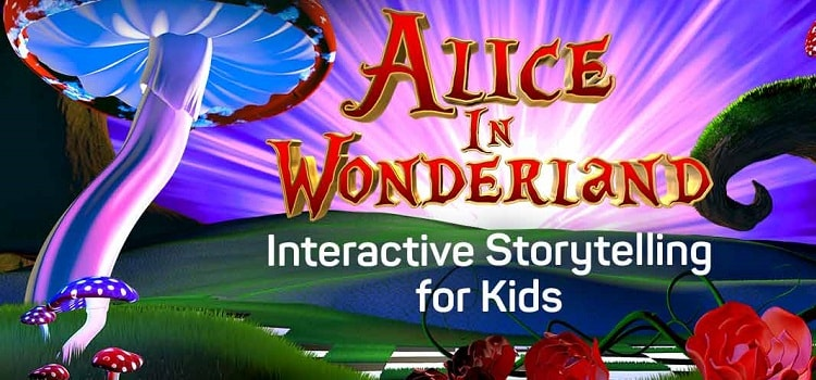 Online Interactive Story Telling For Kids