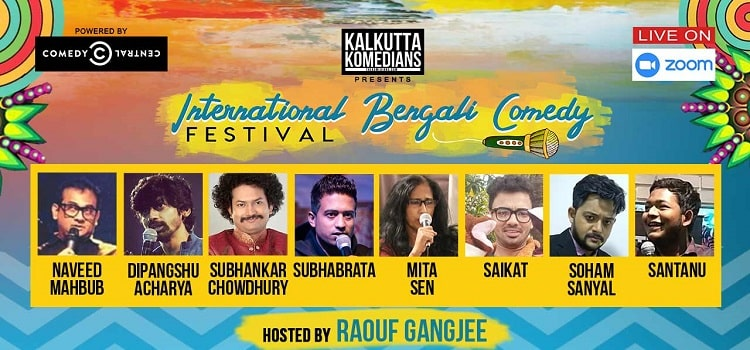 Online International Bengali Comedy Festival