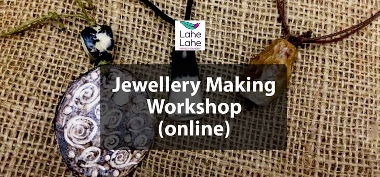 Online Jewellery Making Workshop