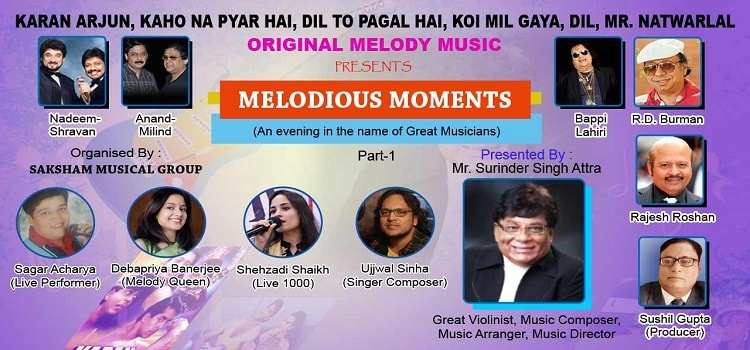 Online Melodious Moments By Original Melody Music