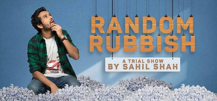 Online Random Rubbish By Sahil Shah