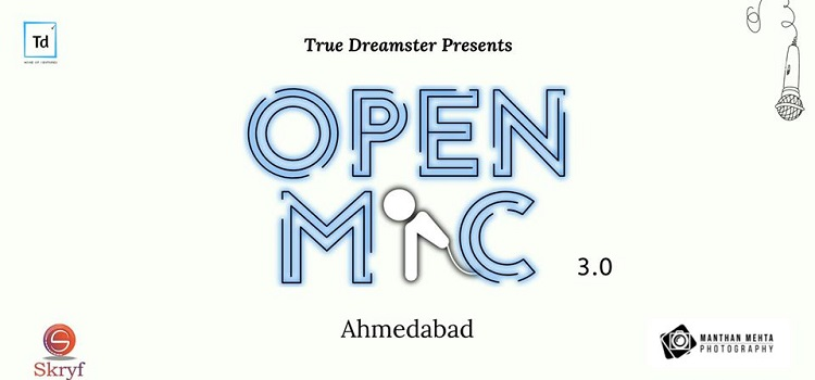 Open Mic Event At Cafe Skyrf Ahmedabad