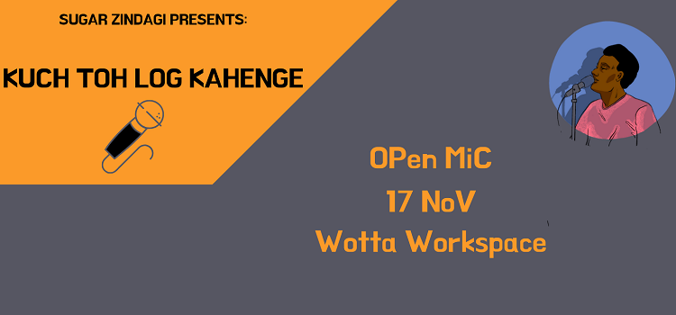 Open Mic At Wotta Workspace In Mohali