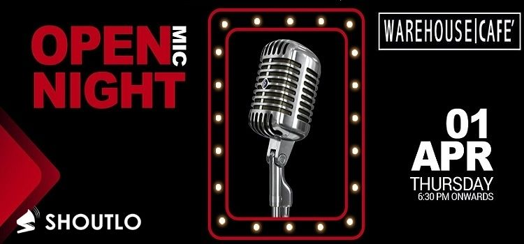 Open Mike Night At Warehouse Cafe Mohali