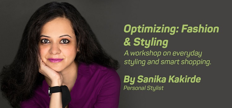 Optimizing-Fashion and Styling By Sanika Kakride