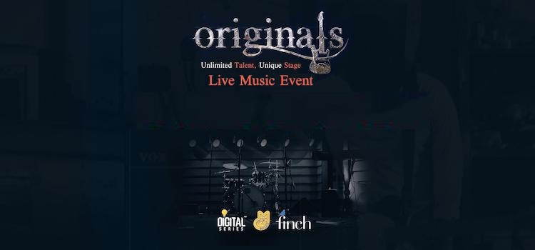 ORIGINALS - Unlimited Talent, Unique Stage!