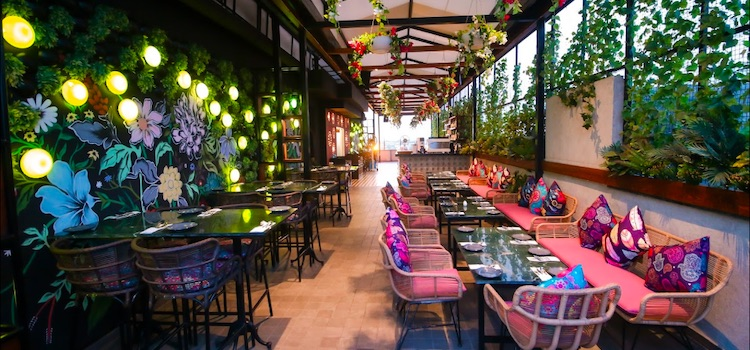 You Cannot Miss Going To These Outdoor Cafes in Panchkula