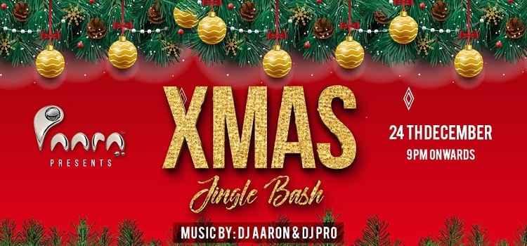 Paara Presents Xmas Jingle Bash Ft. DJ Aaron & DJ Pro