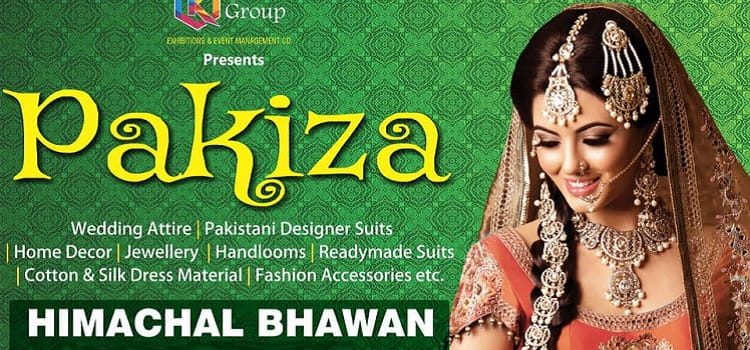 Pakiza: Wedding Lifestyle & Home Decor Exhibition by Himachal Bhawan