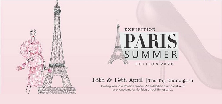 Paris Summer Exhibition At Taj Chandigarh by Taj