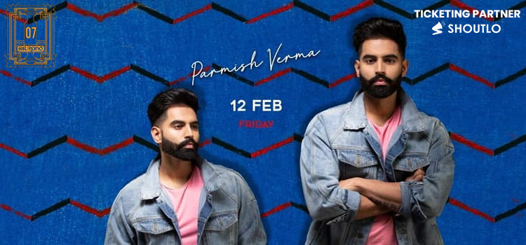 Parmish Verma Live At Grapho O7 Chandigarh