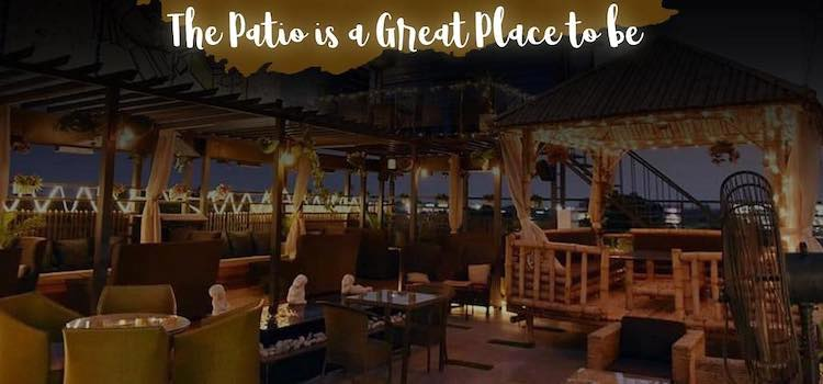 The Patio By Rustic Door - A Perfect Place For Celebrations And Get-Togethers