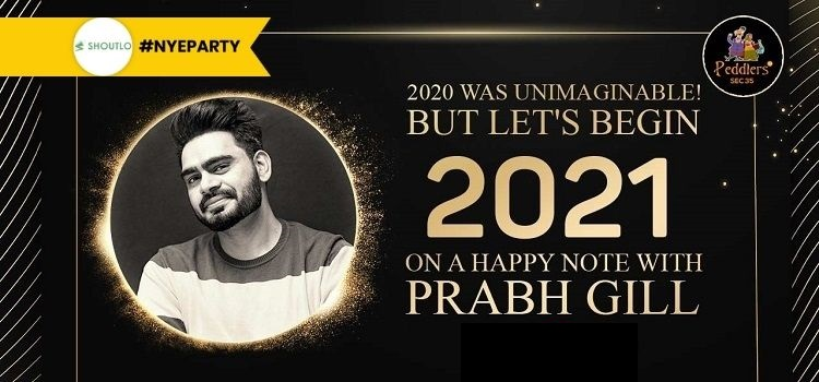 New Year's Eve Ft. Prabh Gill At Peddlers Sec 35